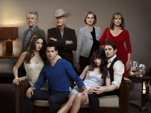 Dallas Tv Show wallpaper containing a business suit and a well dressed person called Dallas (2012)