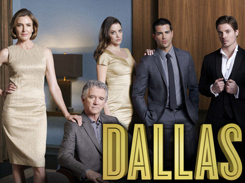 Dallas Tv Show wallpaper containing a business suit, a well dressed person, and a dress suit called Dallas (2012)