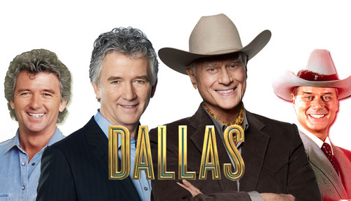 Dallas Tv Show wallpaper containing a snap brim hat, a campaign hat, and a fedora titled Dallas JR and Bobby Before and After
