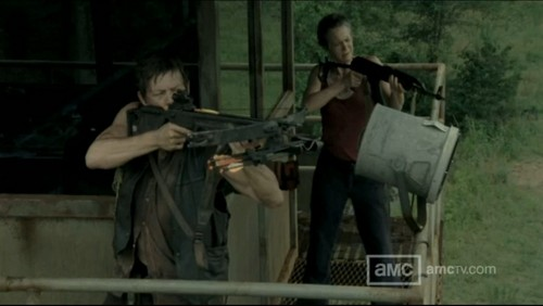 Daryl and Carol-Season 3