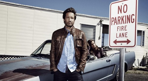 David Duchovny wallpaper with an automobile titled David Duchovny
