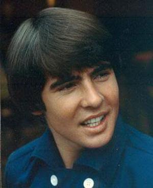 The Monkees Hintergrund titled Davy Jones