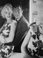 Dean and Marilyn Monroe