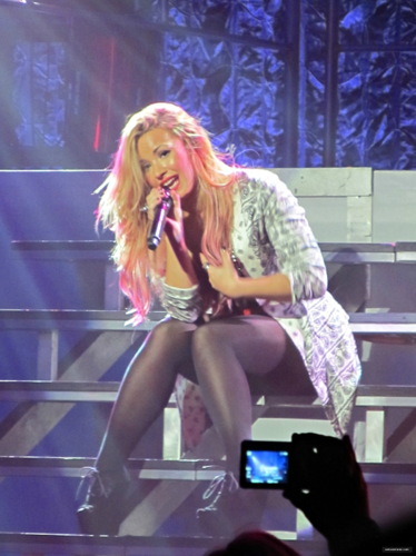 Demi - Summer Tour - Comerica Theatre Phoenix, AZ - July 13, 2012