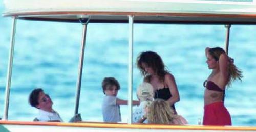 Depp Family on VaJoLiRoJa in France 08-20-2011