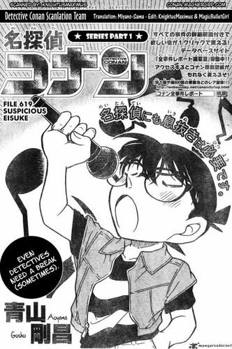 Detective Conan 歌う