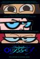 Dexter's Odyssey Poster Design 02 - dexters-laboratory fan art