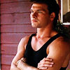 Patrick Swayze photo probably containing a portrait called Dirty Dancing