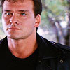 Patrick Swayze photo containing a portrait titled Dirty Dancing
