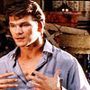Patrick Swayze photo probably containing a portrait titled Dirty Dancing