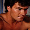 Patrick Swayze photo with a hunk, a six pack, and skin entitled Dirty Dancing