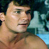 Patrick Swayze photo with skin titled Dirty Dancing