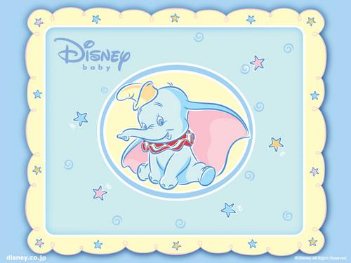 디즈니 아기