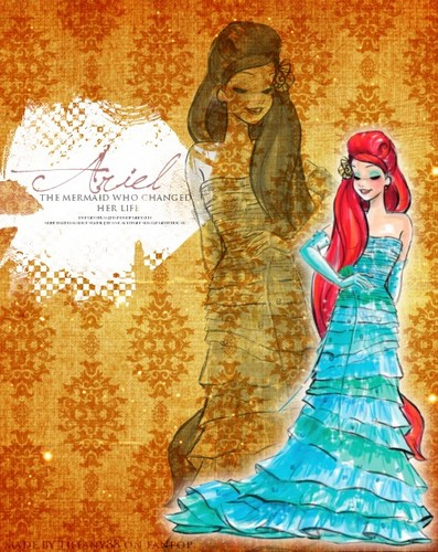 Disney Designer Princesses: Ariel