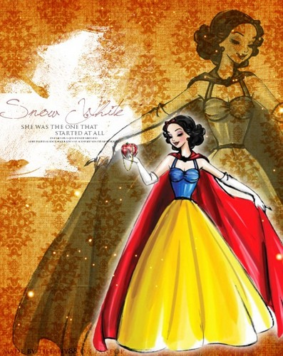 Disney Designer Princesses: Snow White