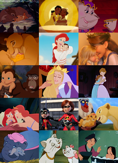 Disney Mothers