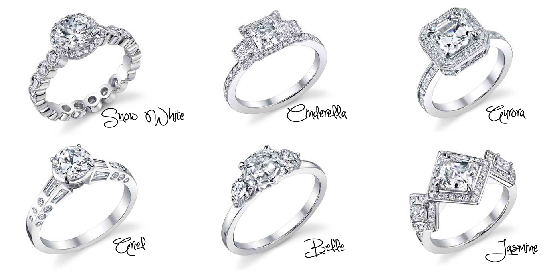 disney - Cinderella Wedding Ring