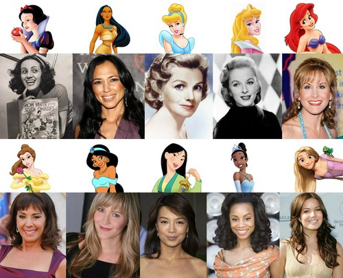 Disney Princess Voice Actress