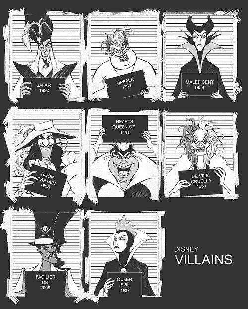 classic disney villains - photo #4