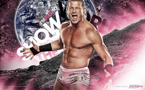 WWE 壁紙 containing a 大きな塊, ハンク entitled Dolph Ziggler