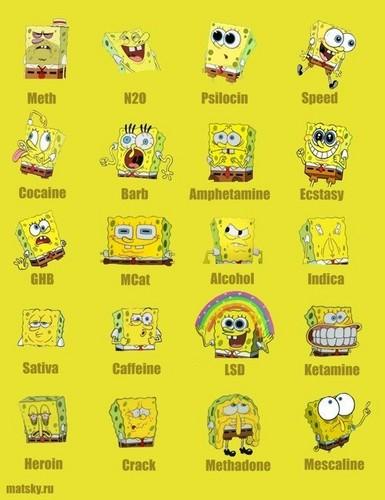 Drugs...