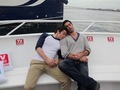 Dylan O'Brien and Tyler Hoechlin