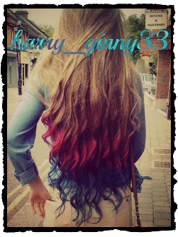 harry_ginny33 wallpaper called EPIC HAIR!!