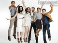 EW Breaking Dawn cast photoshoot