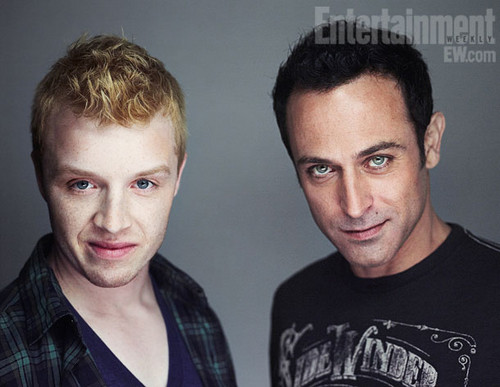 EW Breaking Dawn cast photoshoot