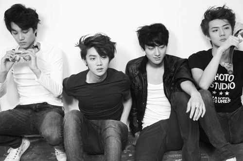 EXO-K wallpaper entitled EXO Unseen teaser pics