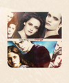 Edward and Bella - twilight-couples fan art