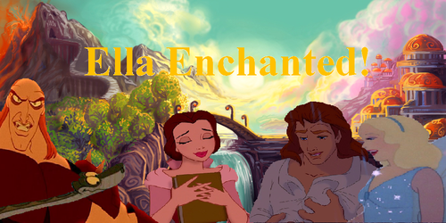 Ella Enchanted!