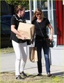 Ellen Pompeo shopping on Beverly Boulevard - greys-anatomy photo