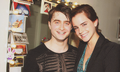 Emma & Dan - harry-potter photo