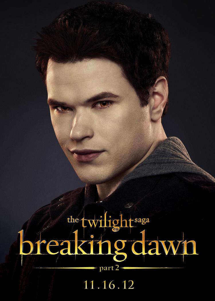 Emmett Cullen Emmett Cullen Breaking Dawn Part 2