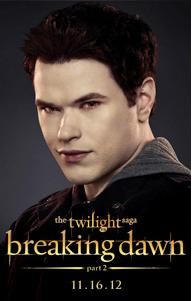 Emmett Cullen - Breaking Dawn part 2