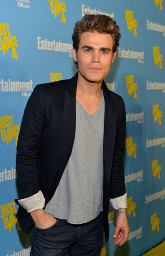 Entertainment Weekly&#39;s 6th Annual Comic-Con  - paul-wesley Photo