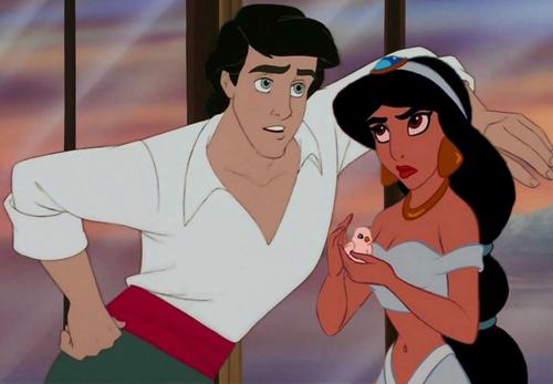 Eric and Jasmine