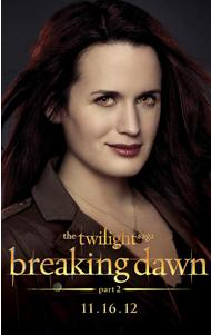Esme Cullen - Breaking Dawn part 2