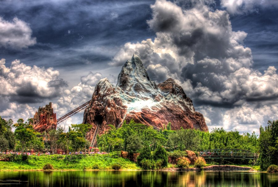 Disney Park Starz Vinylmation Quot Yeti Quot Expedition Everest