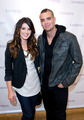 Express Grand Opening Celebration At The Pacific Centre In Vancouver - July 12,2012 - mark-salling photo
