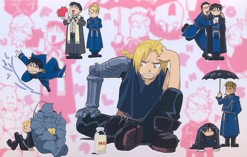 FMA ^^ - full-metal-alchemist Photo