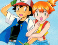Fav Anime Couple - Ash & Misty