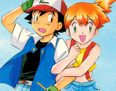 Fav Anime Couple - Ash & Misty - anjs-angels Photo