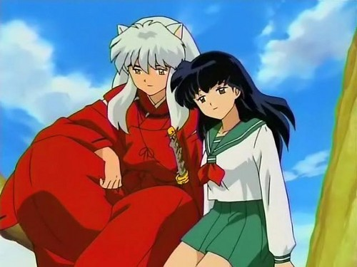 Fav animê Couple - inuyasha & Kagome