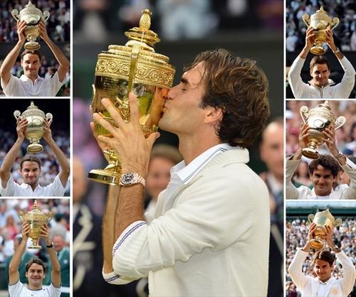 Federer 2012 Wimbledon