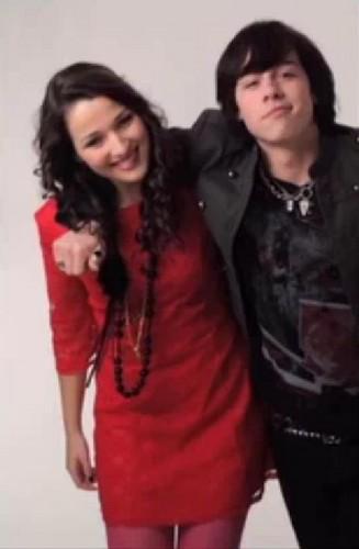 Fiona and Eli