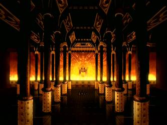 火災, 火 Lord's 王位 Room