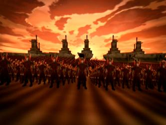 火災, 火 Nation Army