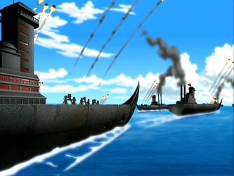 火災, 火 Nation Navy